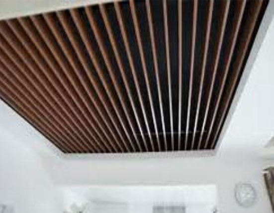 Grille Ceiling